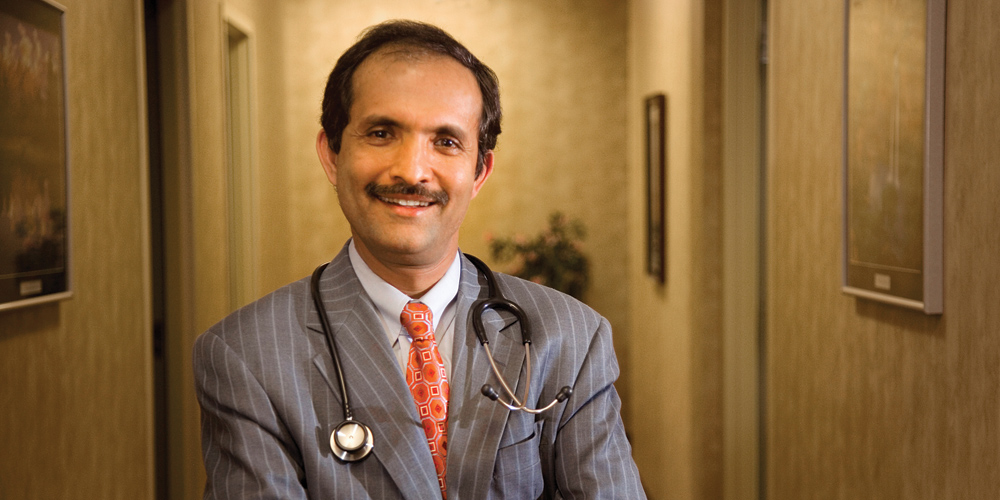 Dr. Bettaiah T. Gowda - Physician at Regional SurgiCenter in Moline Illinois