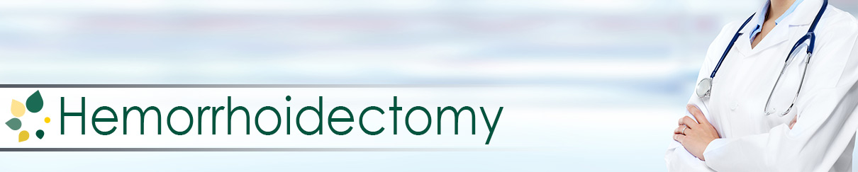 Hemorrhoidectomy at Regional Surgicenter of Moline IL Quad Cities